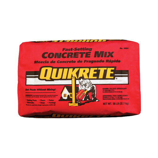 Concrete Mixes