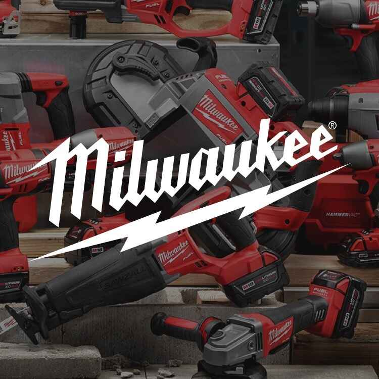 Milwaukee power tools from Builders Best