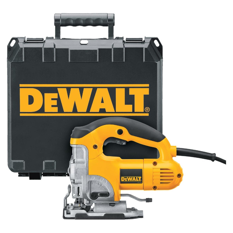DeWalt 6.5A 4-Position 500-3100 SPM Jig Saw Kit Image 10
