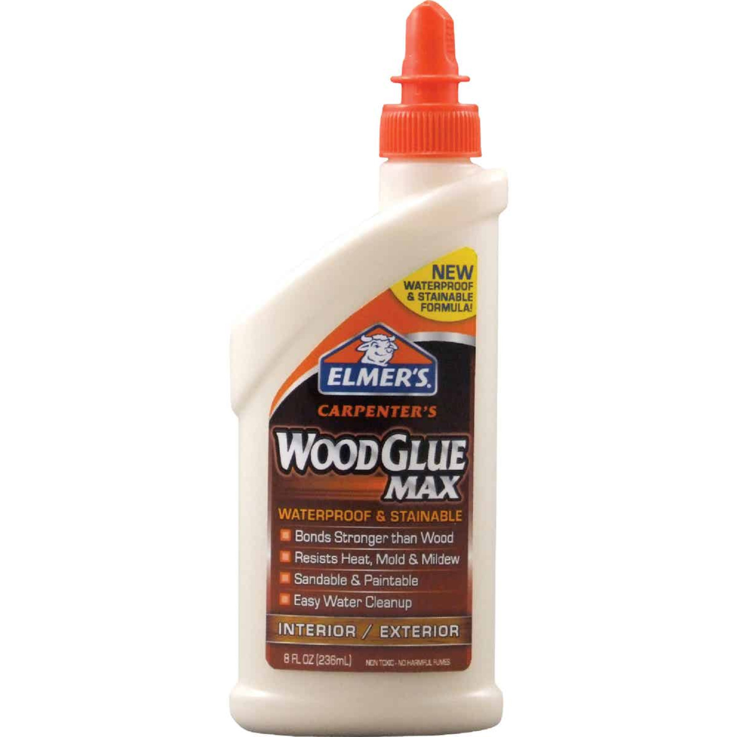 Elmer's Carpenter's 8 Oz. Wood Glue Max Image 1