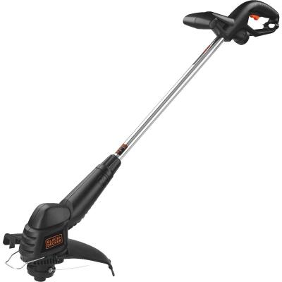 Black & Decker 12 In. 3.5-Amp Corded Electric String Trimmer Edger