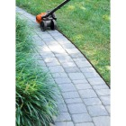 Black & Decker 2-In-1 7-1/2 In. 11-Amp Corded Electric Lawn Edger & Trencher Image 2